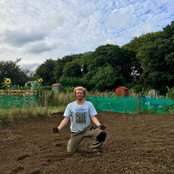 People4Soil Save Our Soil Regenerative Allotment